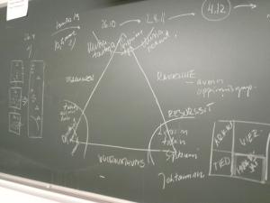tuomelan-koulun-uusimissuunnitelma-liitutaululla